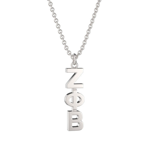 Zeta Phi Beta Classic Lavalier Necklace