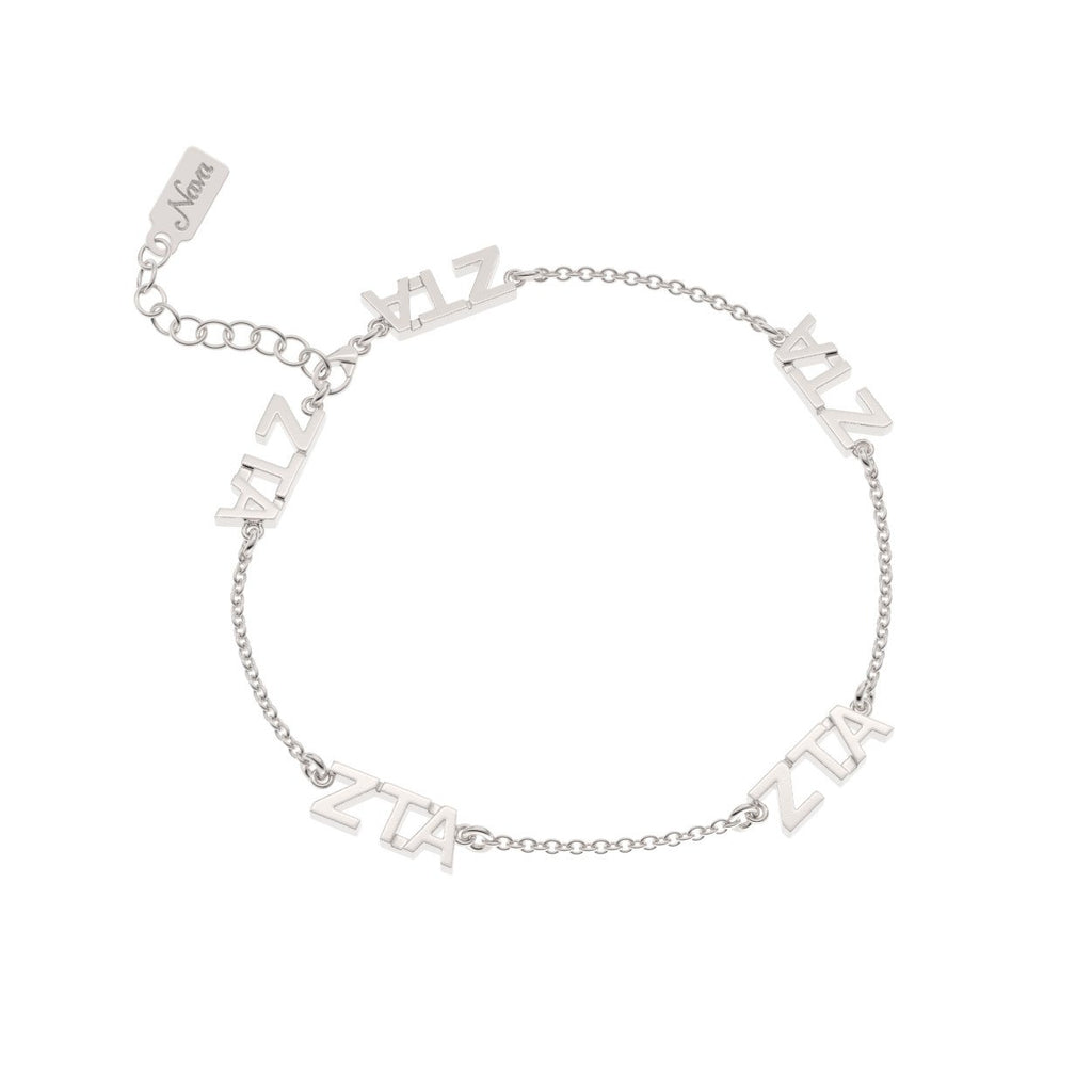 Zeta Tau Alpha Multi Mini Bracelet