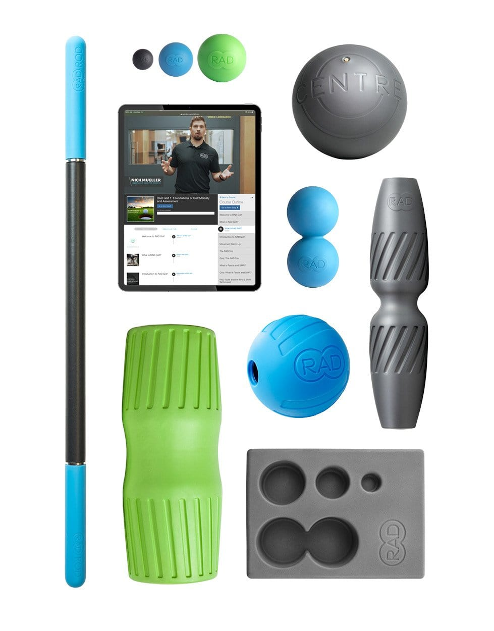 Golf Trainer Bundle