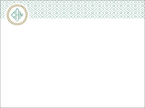 (QTY 24) Stationery Notecards MIX