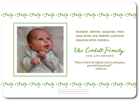 Cordell Hatch Christmas Card