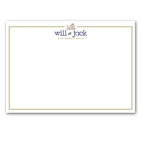 OLD (QTY 18) Stationery Notecards with Lab
