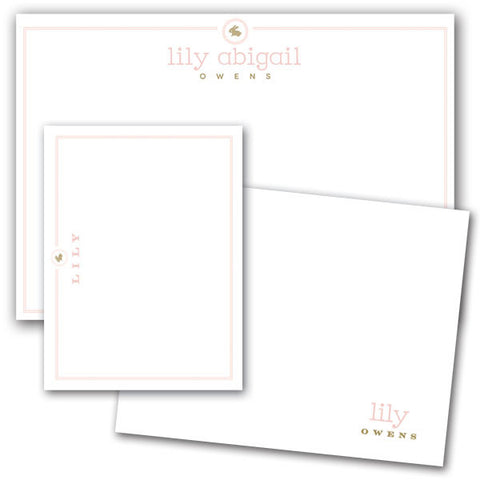 Stationery Suite ~ 3 piece