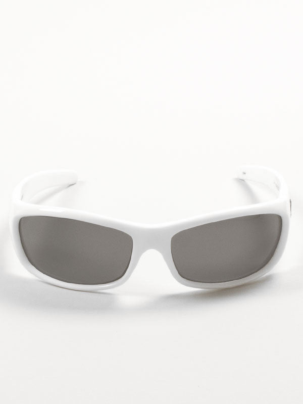 Anarchy Blacken Polarized Sunglasses - White