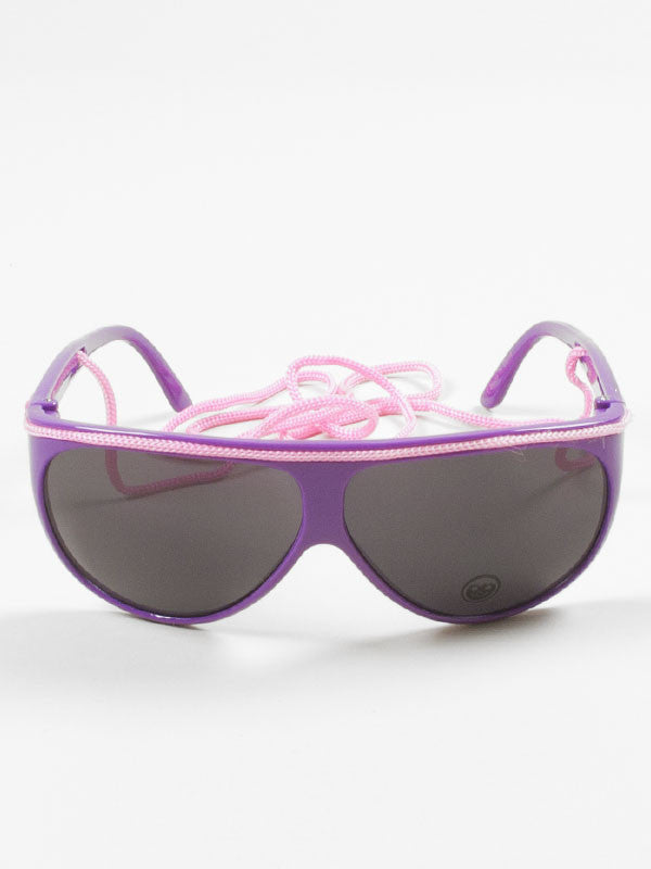 Neff Rope Sunglasses-Purple