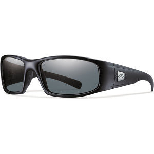 Smith Hideout Tactical Sunglasses-Black