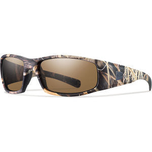 Smith Hideout Tactical Sunglasses-Realtree Max 4 Polarized