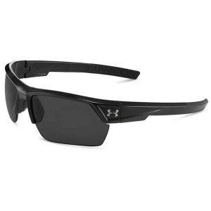 Under Armour Igniter 2.0 Sunglasses - Shiny Black/Gray