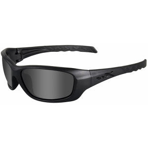 Wiley X Gravity Sunglasses - Black Ops/Matte Black