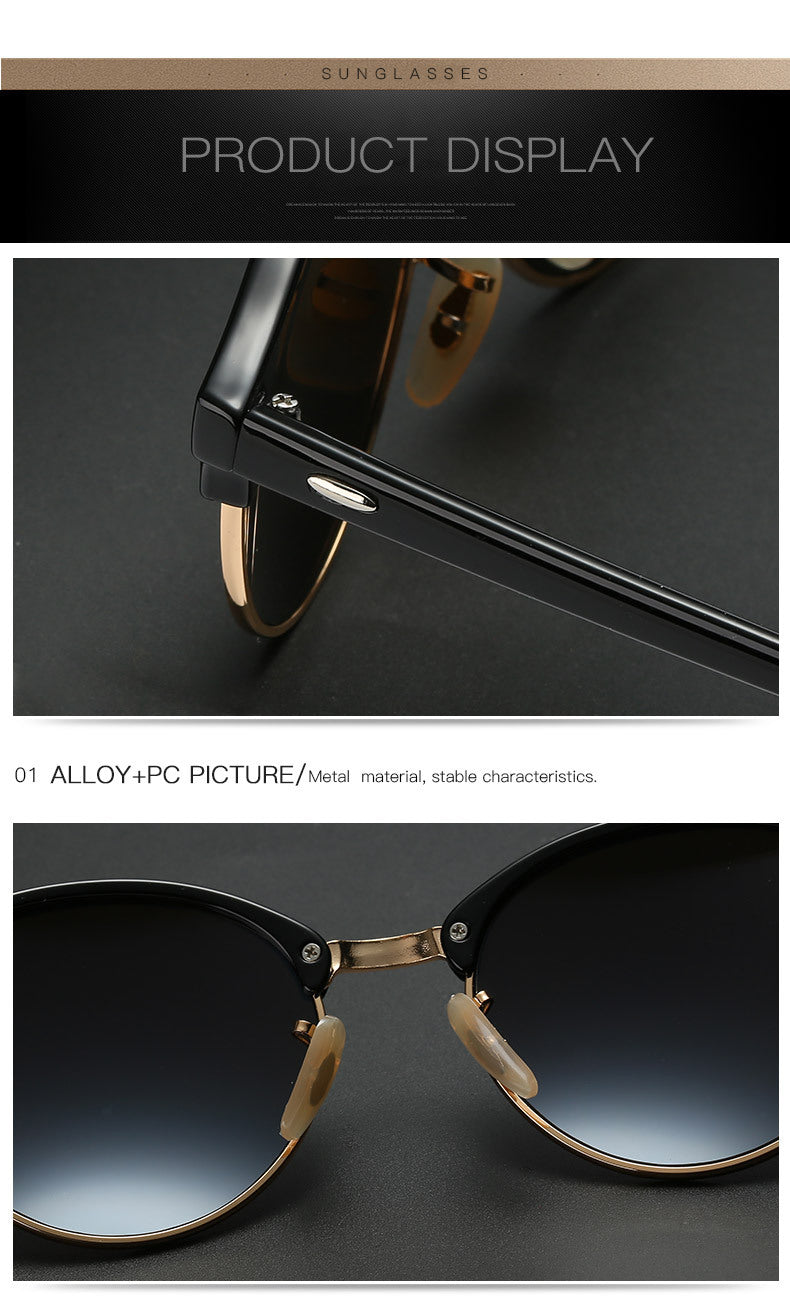 Rivet Frame Shades