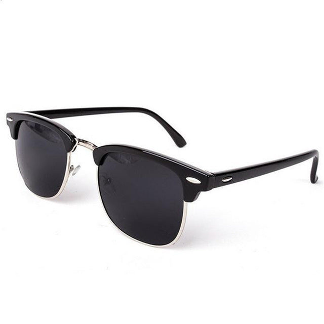 Half Metal Sunglasses