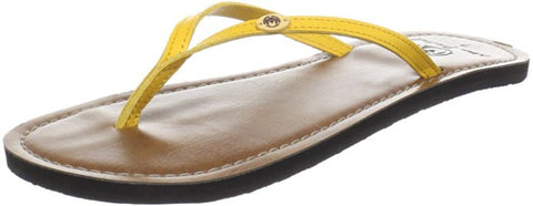 Ocean Minded Oumi Sandals-Yellow