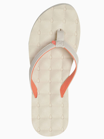 Volcom Recliner Sandal - Sand Brown