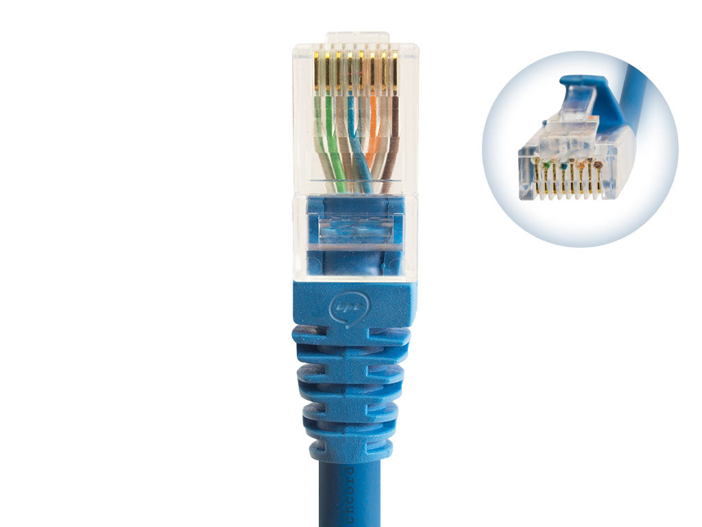Cabo de Rede Patch Cord UTP Cat6 2 Metros