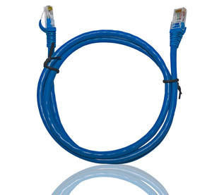 Cabo de Rede Patch Cord Internet UTP Cat5e 5 Metros