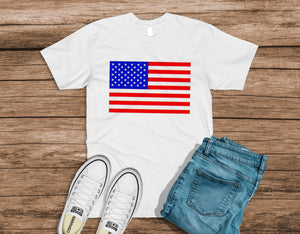 USA Flag - BM Custom Design