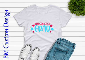 KinderGarden Graduate - BM Custom Design