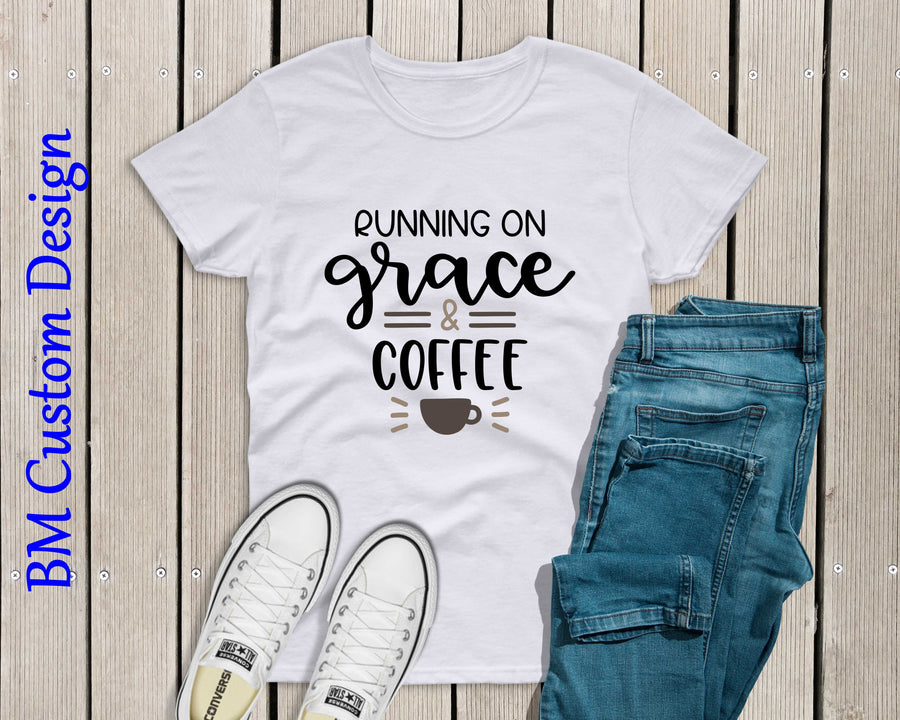 Running on Grace and Coffee - BM Custom Design
