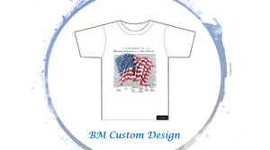 One Nation - BM Custom Design