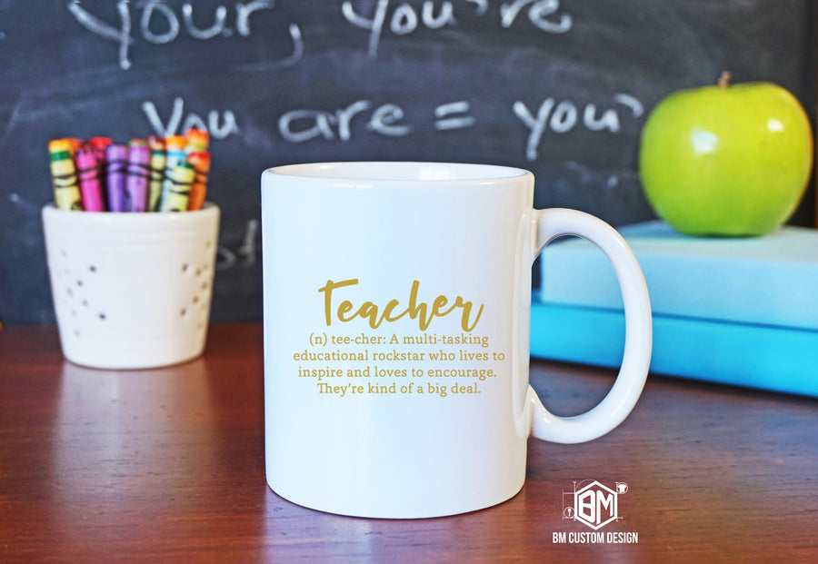 Teacher Definition - BM Custom Design