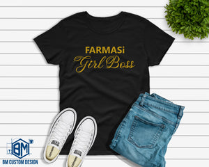 Farmasi Girl Boss Glitter
