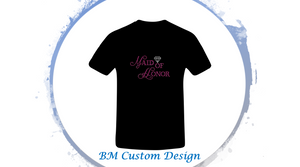 Maid of honor - BM Custom Design