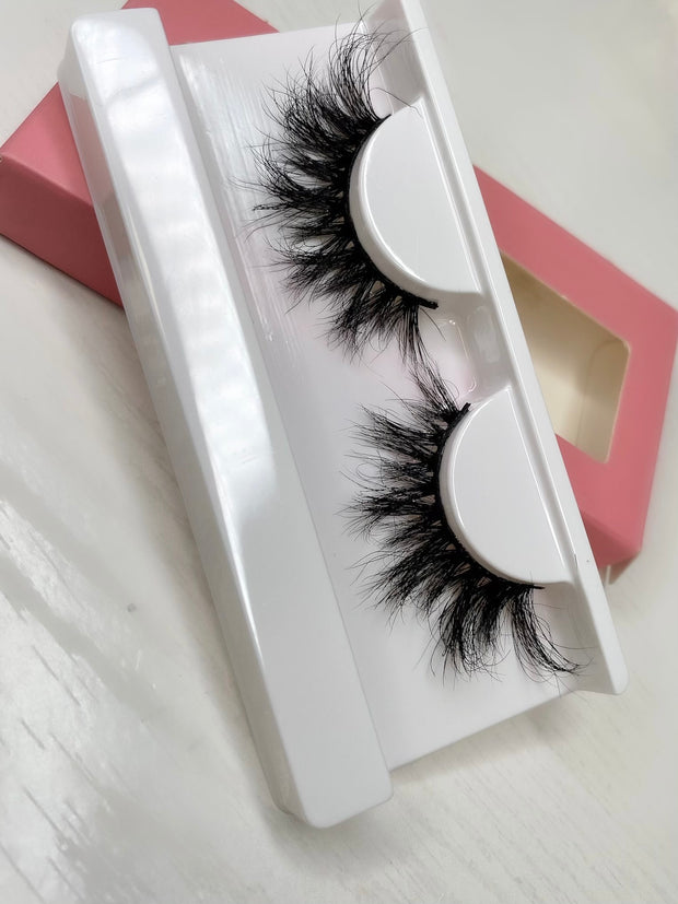 Don't Be Extra Lashes