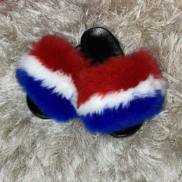 Red, White & Blue Furs