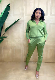 A tracksuit that has so much versatility and can be dressed up or down for any occasion.