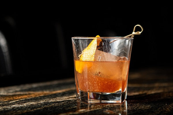 The Old Fashioned Cocktail <BR> How To Make It An End of Summer Sipper
