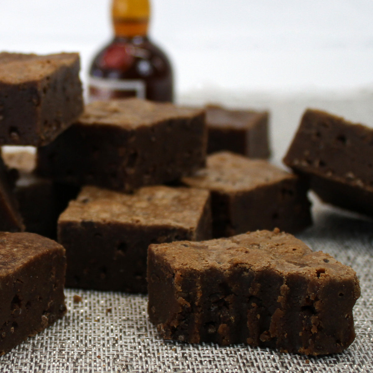 Grand Marnier™ Boozy Brownies