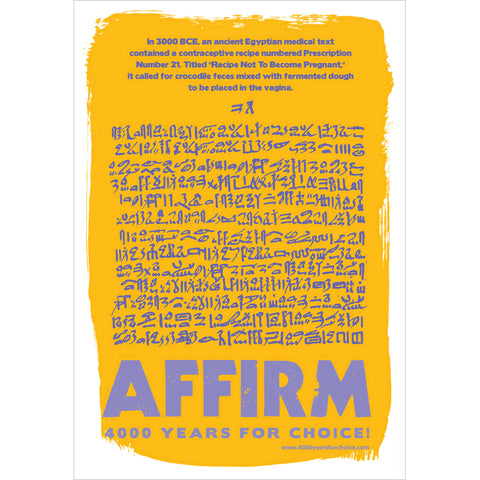 Affirm Egyptian Contraception