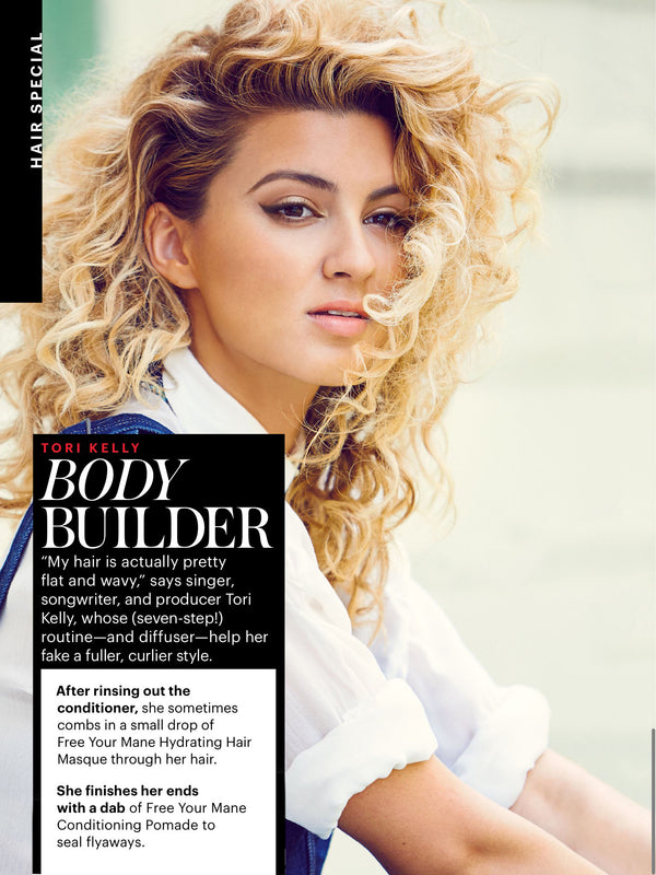 Allure: Tori Kelly