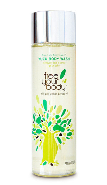 Yuzu Body Wash