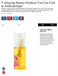 Baobab Brilliant Restorative Hair Oil