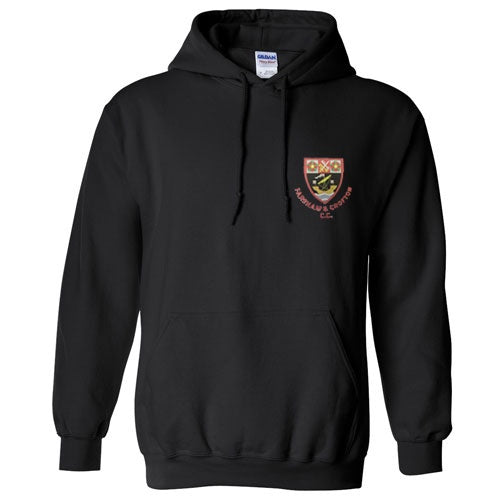 Fareham and Crofton Cricket Club Junior Hooded Top