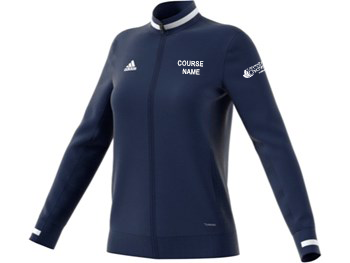 UoC Institute of Sport Womens T19 Tracksuit Top