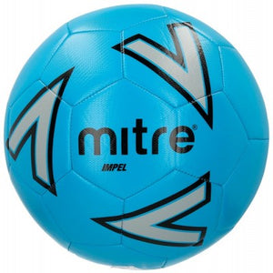 Mitre impel Football Blue