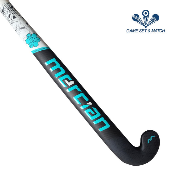 Mercian Evolution 0.6 Ultimate Hockey Stick Black
