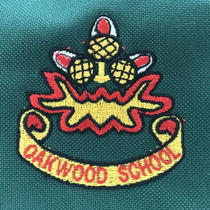 Oakwood School Kit Bag