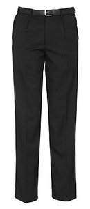 Banner Pleated Trouser
