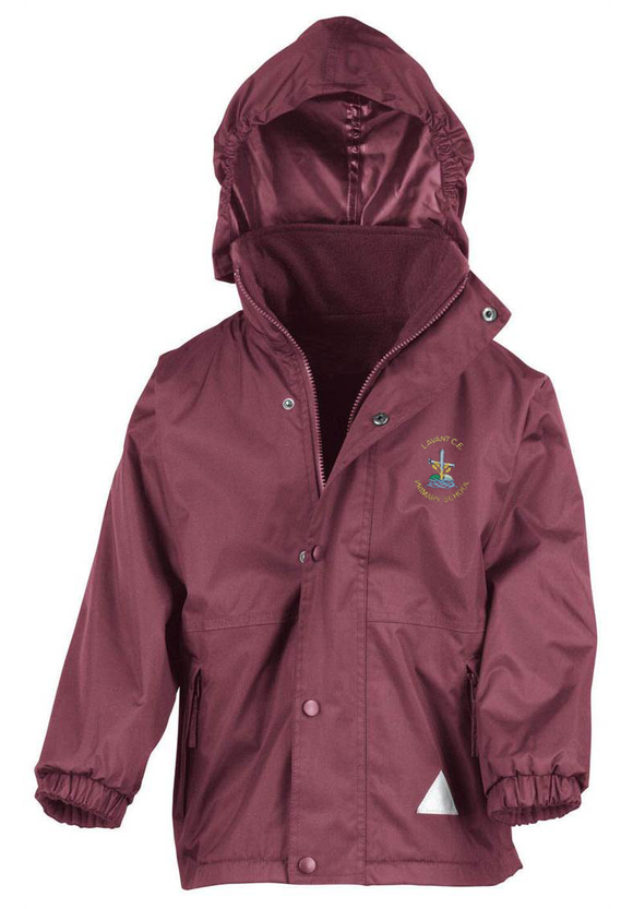 Lavant Primary Fleece Lined Jacket