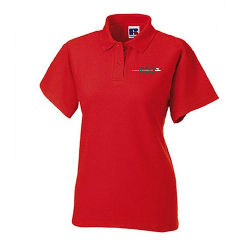 Mengeham Rythe SC Ladies Polo Shirt