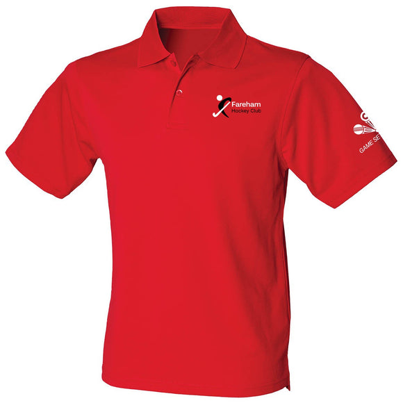 Fareham Hockey Club Mens Social Shirt