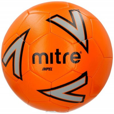 Mitre Impel Football Orange