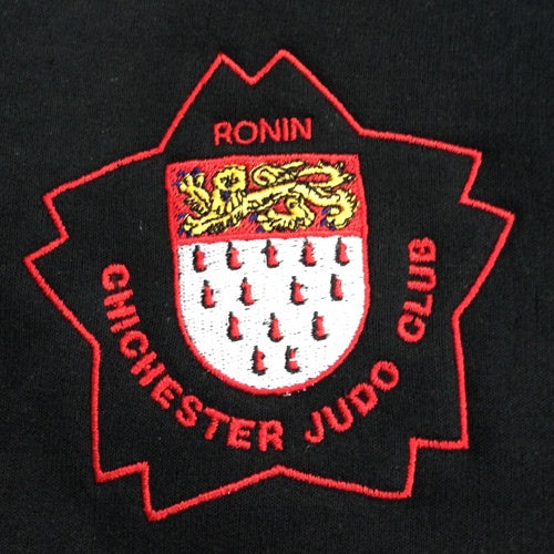 Chichester Ronin Judo Club Adult Hoodie