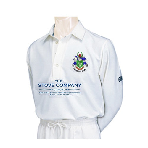 Old Millfieldians Cricket Club Long Sleeve Shirt