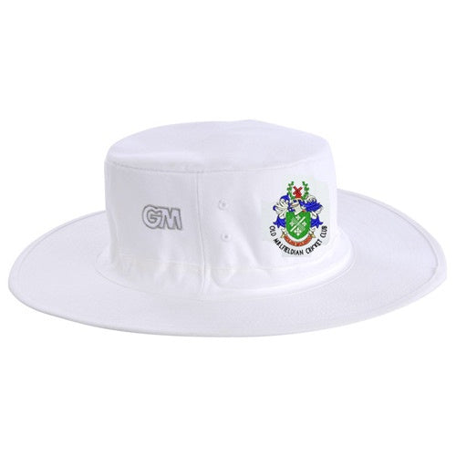 Old Millfieldian Cricket Club Panama Sun Hat