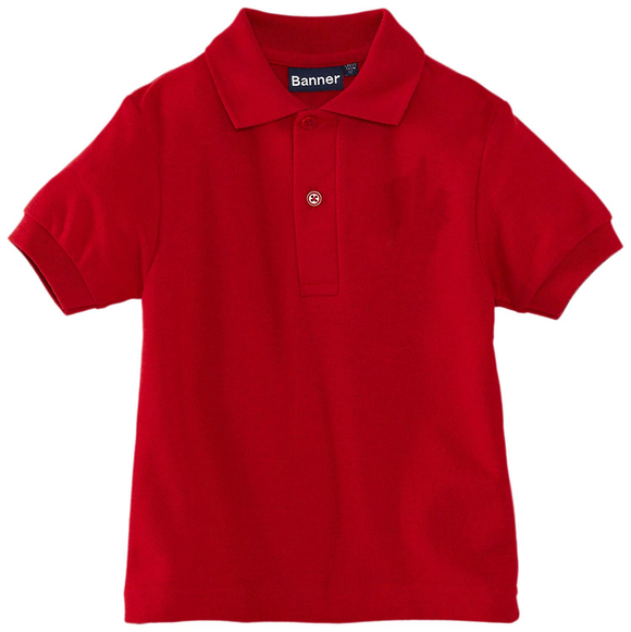 Parklands Red Polo