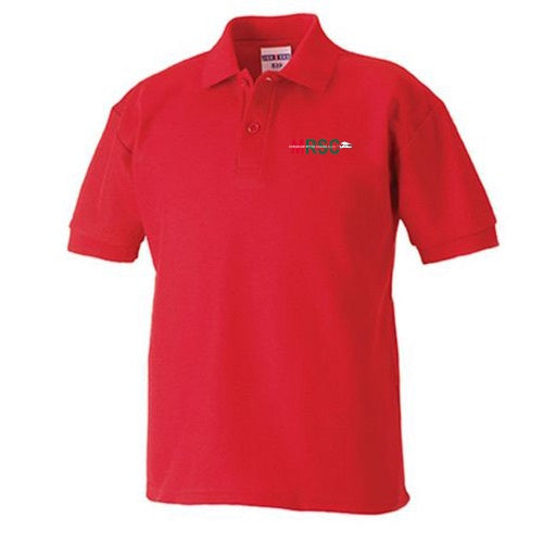 Mengeham Rythe SC Junior Polo Shirt